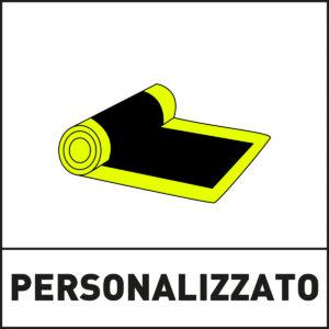 Bike training mat - personalizzato