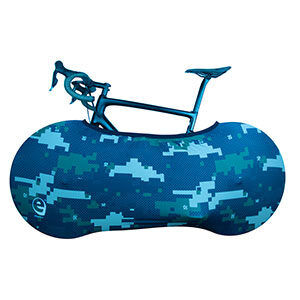 Camouflage cover bike