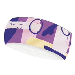 Abstract headband