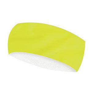 Fluo Yellow headband